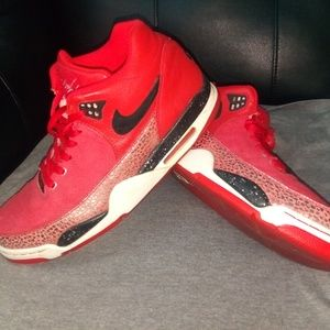Nike men's Flight squad sneakers sz 12